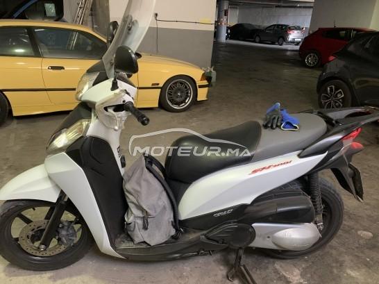دراجة نارية في المغرب HONDA Sh 300i - 322894