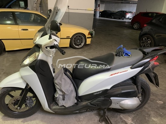 Moto au Maroc HONDA Sh 300i - 322894