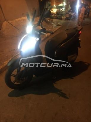 دراجة نارية في المغرب HONDA Sh 300i - 286657