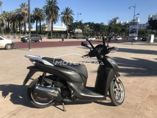 دراجة نارية في المغرب HONDA Sh 300i - 300409