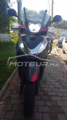 دراجة نارية في المغرب HONDA Sh 300i Robot sport - 231766