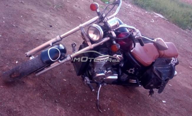 دراجة نارية في المغرب هوندا شادوو - 202746