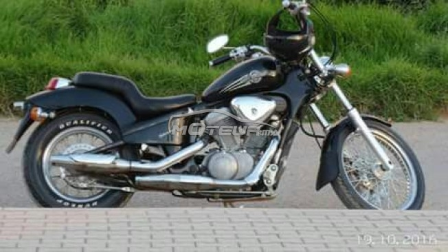 Moto au Maroc HONDA Shadow - 151018