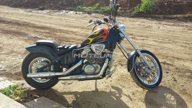 دراجة نارية في المغرب هوندا شادوو Vt600 - 147331