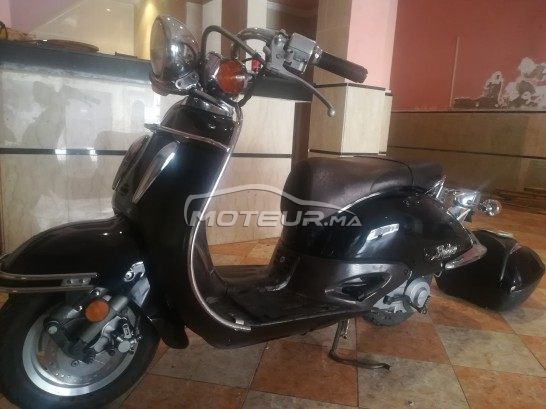 دراجة نارية في المغرب HONDA Shadow 50cc - 234594