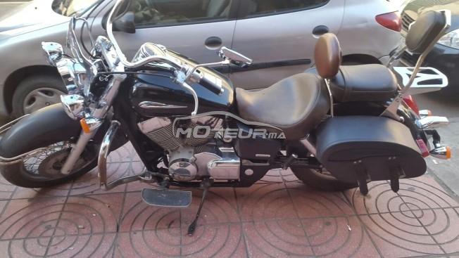 دراجة نارية في المغرب هوندا شادوو إسبيريت 750 - 149096
