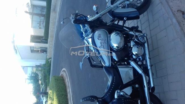 Moto au Maroc HONDA Shadow spirit 750 Lone star - 153562