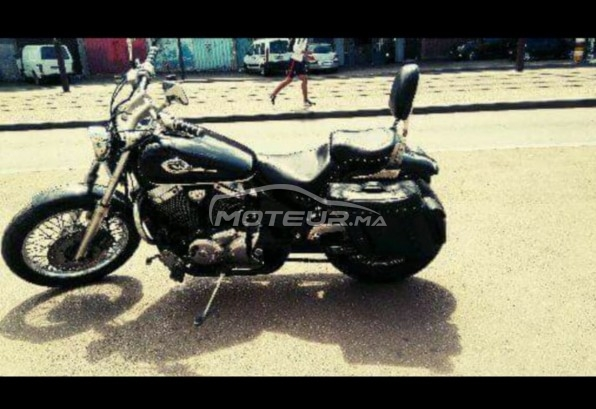 Moto au Maroc HONDA Shadow spirit 750 - 229747