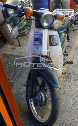 Moto au Maroc HONDA Super cub 50 - 150916