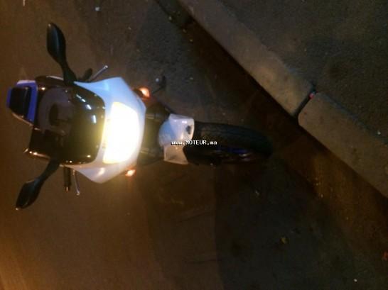 Moto au Maroc HONDA Vfr 400 r 409 - 133638