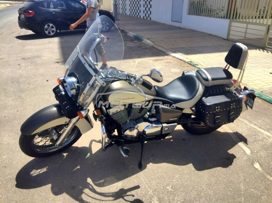 دراجة نارية في المغرب هوندا فت 750 شادوو ايرو Aero - 219368