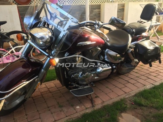 Acheter moto occasion HONDA Vtx 1300 au Maroc - 348240