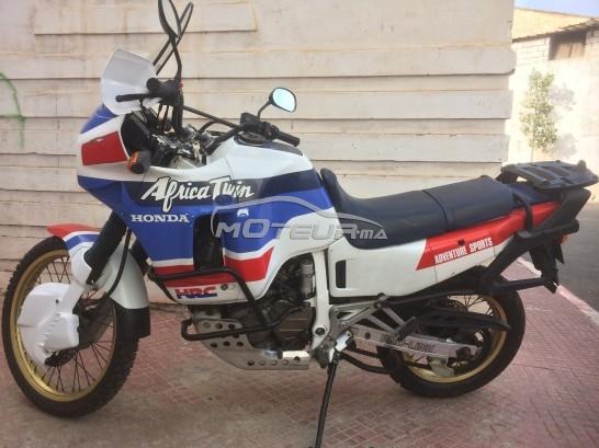 دراجة نارية في المغرب هوندا كسرف 650 افريكا توين - 167669