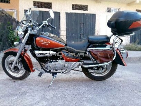 دراجة نارية في المغرب هيوسونج جف 250 اكيويلا - 168097