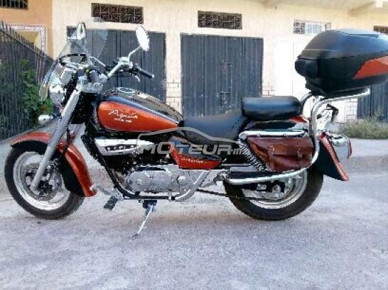 Moto au Maroc HYOSUNG Gv 250 aquila - 168097
