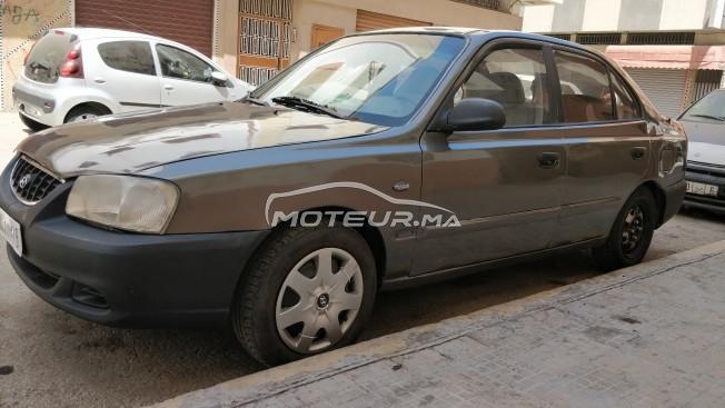 Voiture Hyundai Accent 2006 à casablanca  Diesel  - 6 chevaux