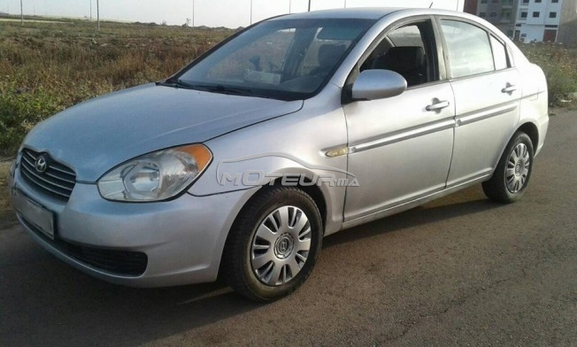 سيارة في المغرب HYUNDAI Accent - 160100