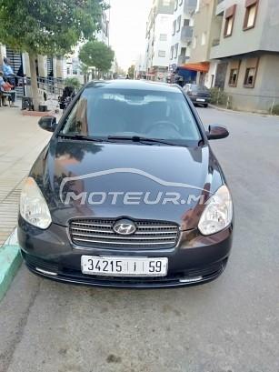 Voiture Hyundai Accent 2009 à kenitra  Diesel  - 6 chevaux