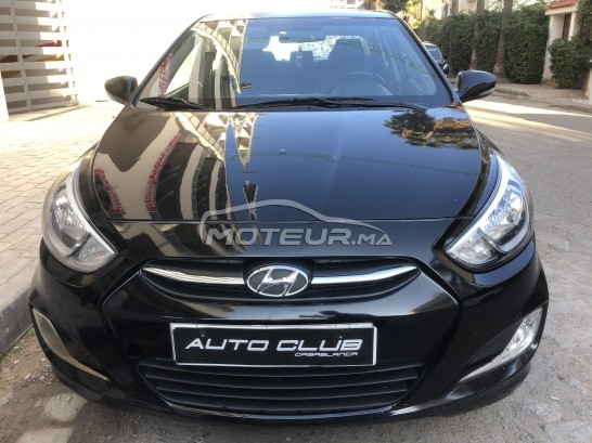 HYUNDAI Accent Automatique occasion