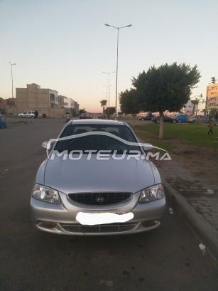سيارة في المغرب هيونداي أكسينت - 134979