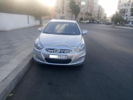 سيارة في المغرب هيونداي أكسينت - 181993