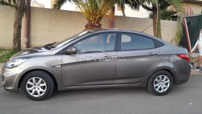 سيارة في المغرب هيونداي أكسينت - 163674