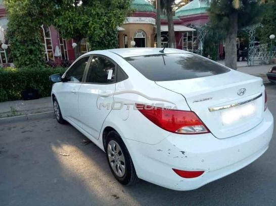 سيارة في المغرب HYUNDAI Accent Crdi 136 ch - 208835