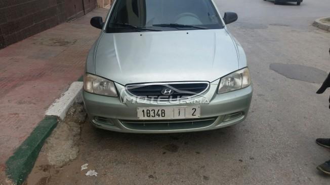سيارة في المغرب HYUNDAI Accent - 246033