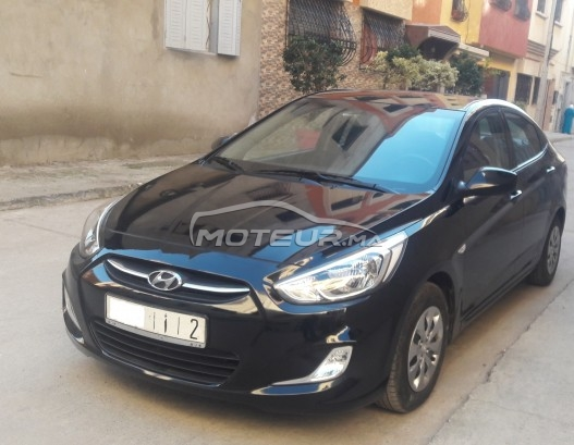 سيارة في المغرب HYUNDAI Accent Crdi - 252861