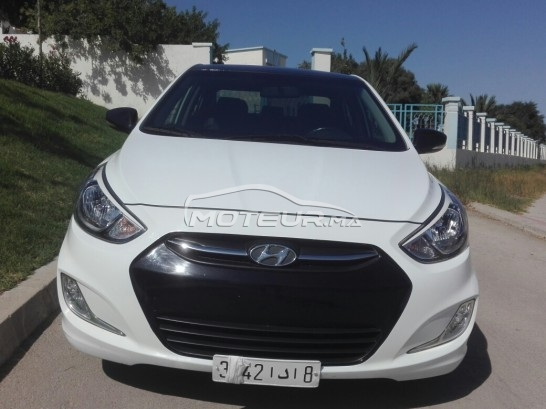 سيارة في المغرب HYUNDAI Accent - 234579