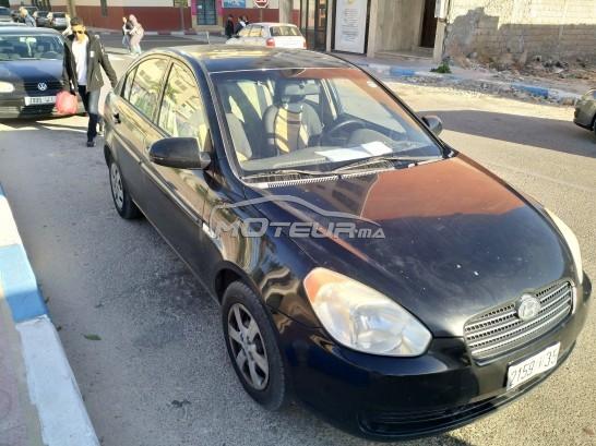 سيارة في المغرب هيونداي أكسينت - 212475