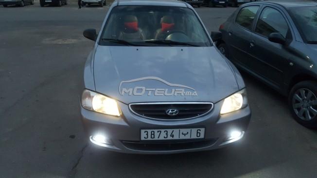 سيارة في المغرب HYUNDAI Accent - 180811