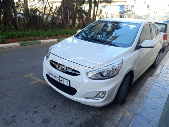 سيارة في المغرب HYUNDAI Accent Confort - 305016