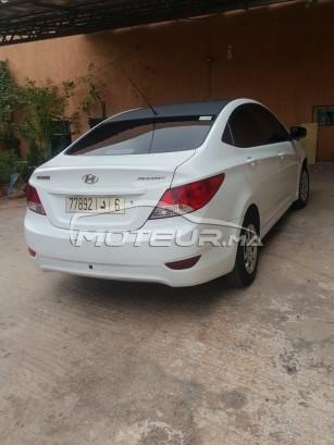 Acheter voiture occasion HYUNDAI Accent Crdi au Maroc - 243279