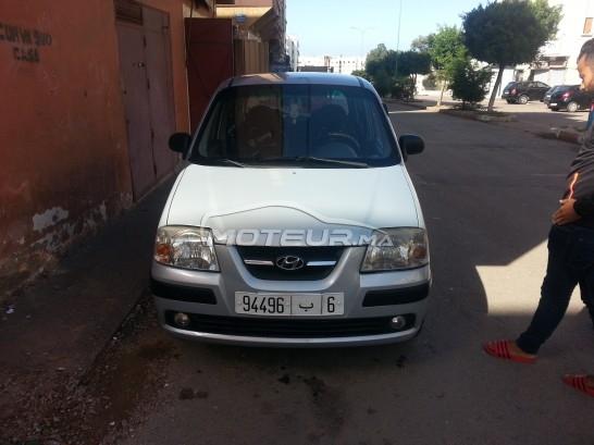 Voiture au Maroc HYUNDAI Atos - 245244