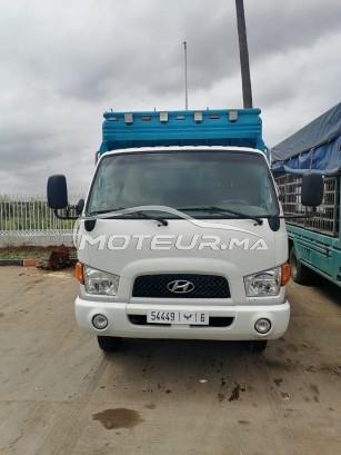 شراء شاحنة مستعملة HYUNDAI Hd Hd 72 في المغرب - 348280