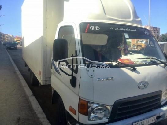شاحنة في المغرب HYUNDAI Hd65 - 306589