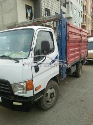شاحنة في المغرب هيونداي هد65 - 193728