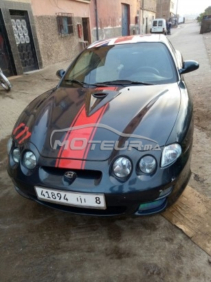hyundai coupe 2001 essence 194551 occasion casablanca maroc. Black Bedroom Furniture Sets. Home Design Ideas