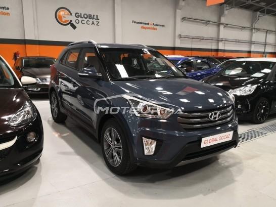 سيارة في المغرب HYUNDAI Creta 1.6 crdi bva - 330279