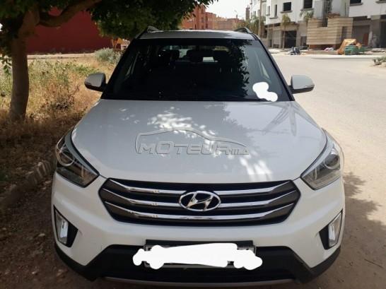 سيارة في المغرب هيونداي كريتا - 224555