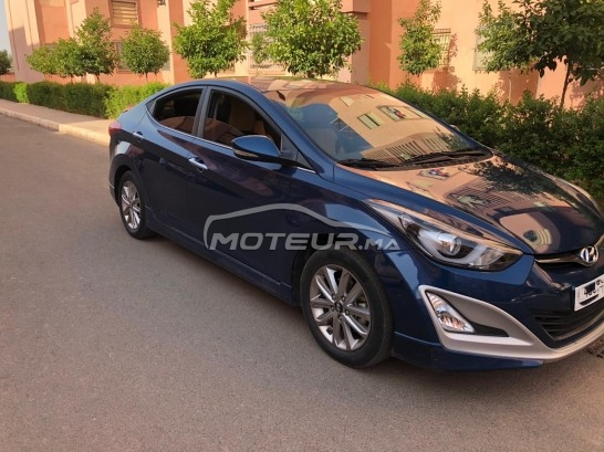 سيارة في المغرب HYUNDAI Elantra - 258915