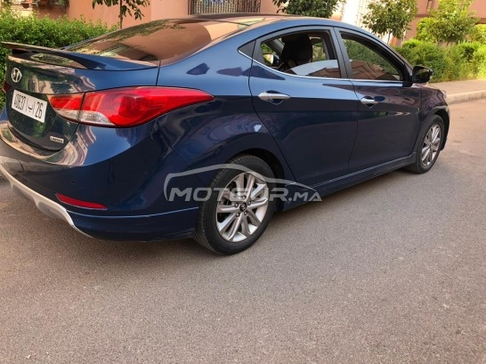 سيارة في المغرب HYUNDAI Elantra - 251320