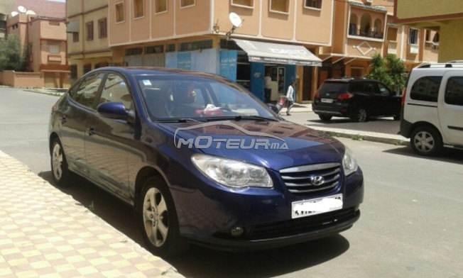 Voiture au Maroc HYUNDAI Elantra - 160037