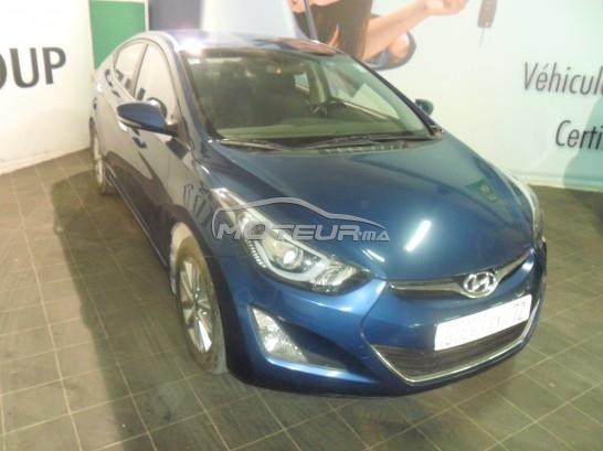 سيارة في المغرب هيونداي يلانترا 1.6l crdi elite bva - 161796