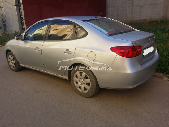 Voiture Hyundai Elantra 2007 à beni-mellal  Essence  - 9 chevaux