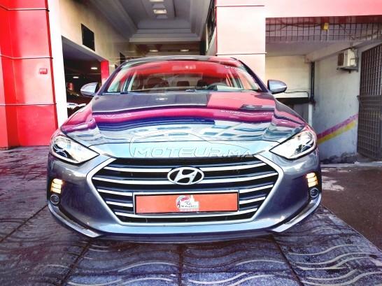 سيارة في المغرب HYUNDAI Elantra - 298576