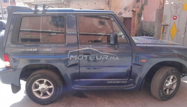 سيارة في المغرب HYUNDAI Galloper Intercooler - 256765
