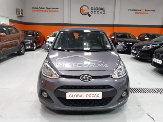 HYUNDAI Grand i10 Lounge مستعملة