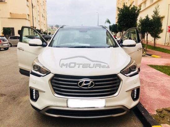 سيارة في المغرب هيونداي جراند إسانتا في - 215018